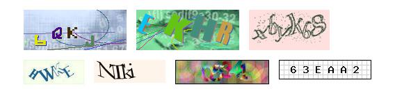 Новые капчи, которым обучен XRumer 12.0.6