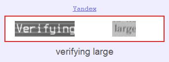 XEvil 303 точность распознавания Яндекс-капчи